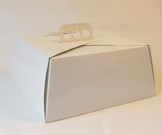 Caja para torta 24×24
