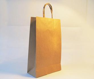 Bolsa de papel con manija III