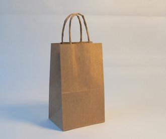 Bolsa de papel con manija 6