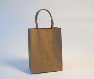 Bolsa de papel con manija VII