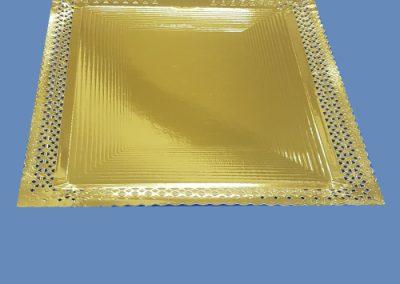 Plato dorado