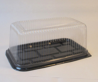 Bandeja torta rectangular I