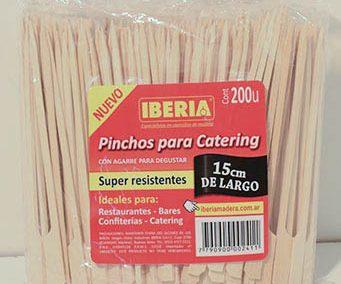 Pinchos para catering 15cm