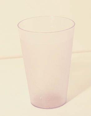 Vaso acrilico 1 litro