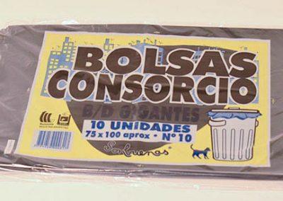 bolsas consorcio 10u