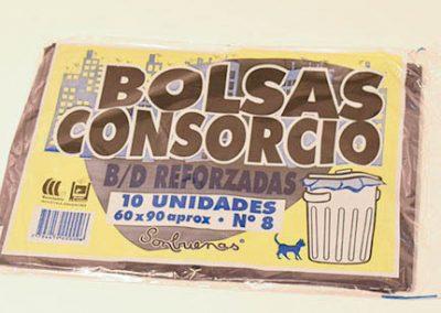 bolsas consorcio reforzada10u