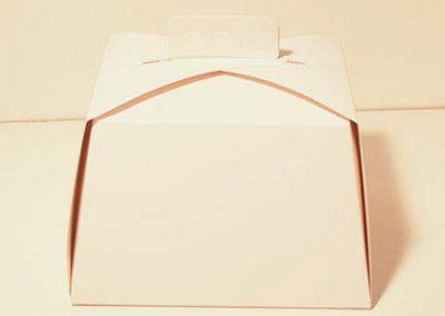 Caja de torta 27×12