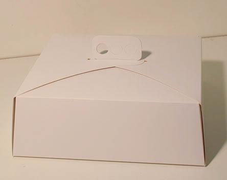 Caja de torta 30 x 30 x 15